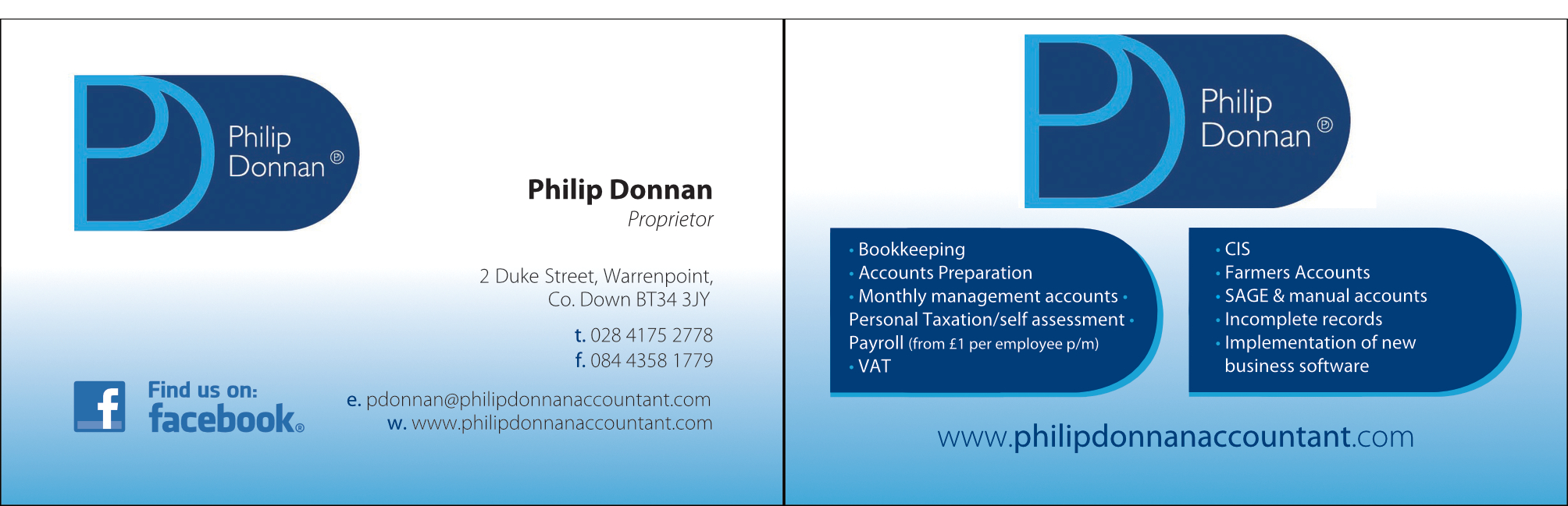 Philip Donnan Accountant